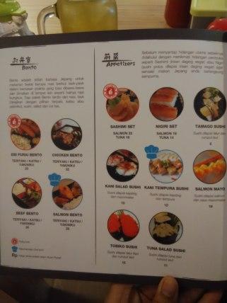 Harga Hiro Sushi & Ramen (7)