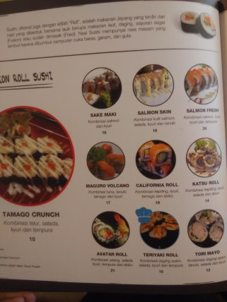 Harga Hiro Sushi & Ramen (9)