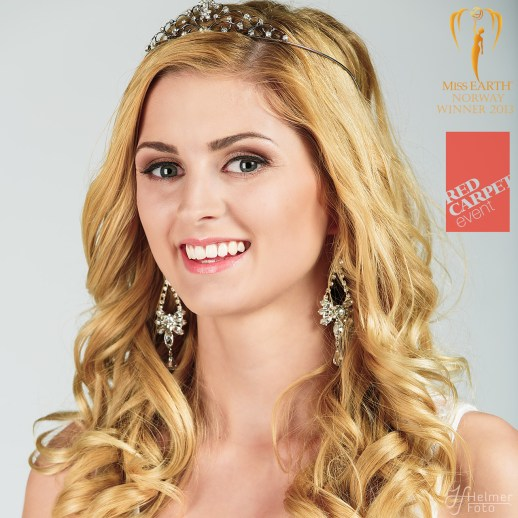 Caroline Sparboe - Miss Earth Norway 2013