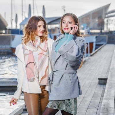 Fashion Editorial for Cashmere House