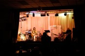 Helmis Nightmare - Band vlnr: Andy Nacht, Thomas Zalud, David Pernsteiner, Fredl Petz. (Foto: Marcus J. Oswald)