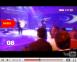 2005 wäre Helmi, wäre es mit rechten Dingen zugegangen, mit dem Lied von Alf Poier zum Song Contest 2005 nach Kiew gefahren. Die österreichische Vorausscheidung gewann man, doch es merkwürdiges Stimmenreglement verhinderte das Lied. (Foto: Auftritt ORF-Vorausscheidung 2005)