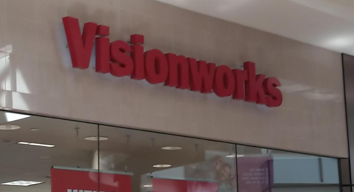 Visionworks commercial job