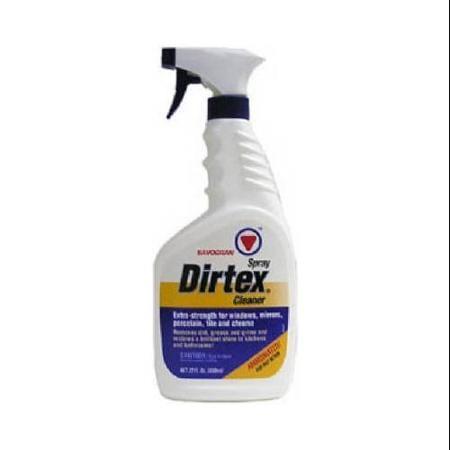 pump spray dirtex cleaner by savogram 22 oz
