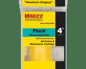 """hizz 4"""" FLOCK ROLLER (1 PK)"""