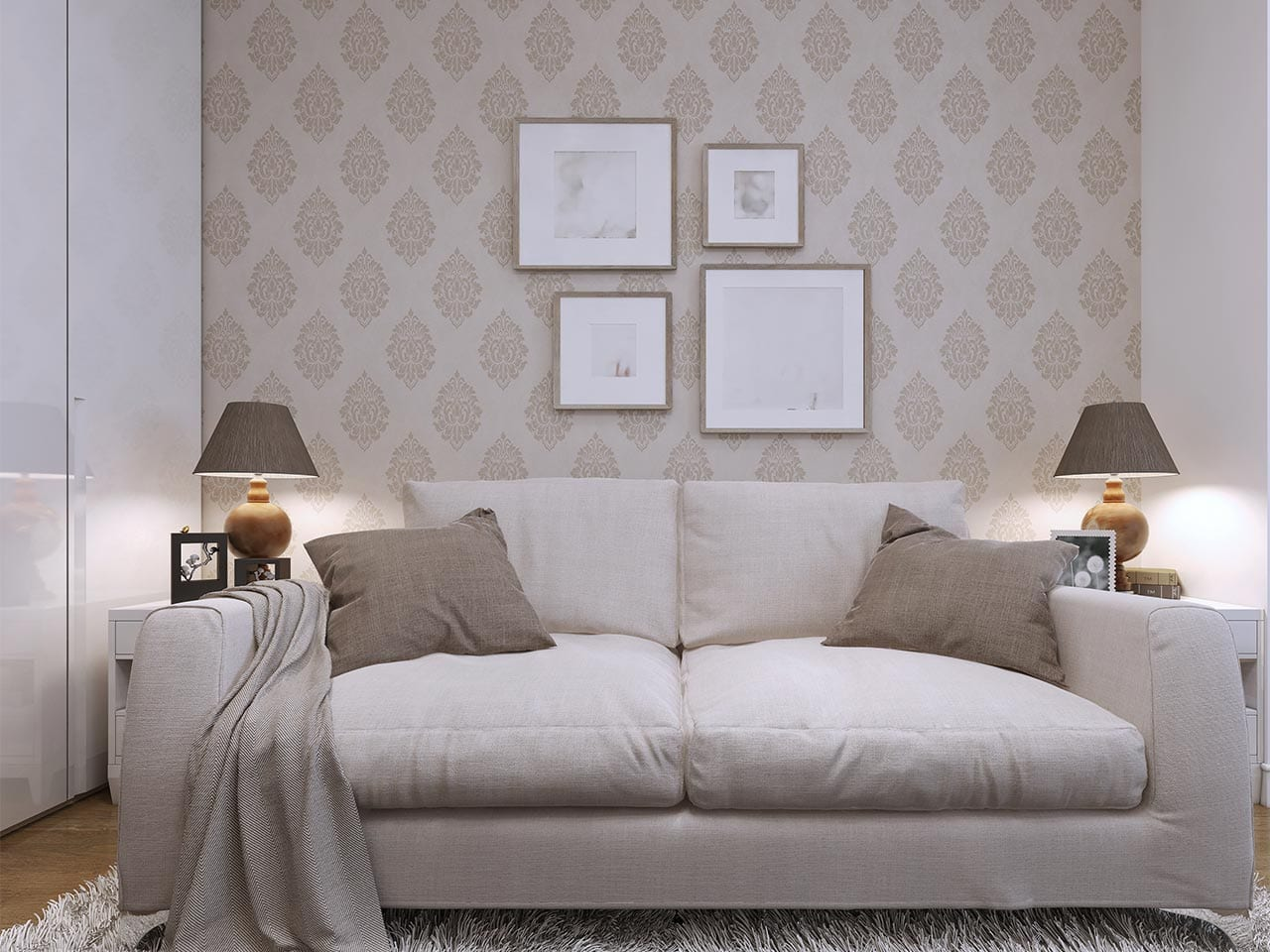 Wallpaper & Wall Coverings - Helm Paint & Decorating