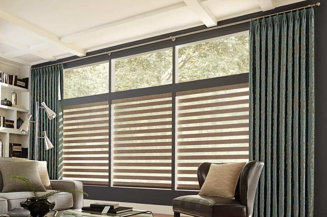 Window Covering, Drapery, Blindes - Helm Paint Services