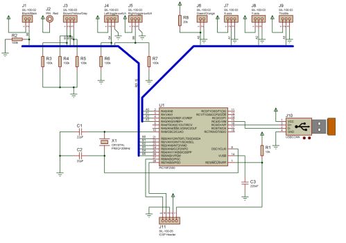 small resolution of computer joystick circuit diagram electronic circuits diagramcircuit diagram of pc joystick interface wiring diagram for you