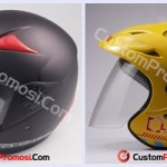 Perbedaan Helm Warna Doff dan Glossy