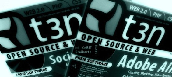 T3N Magazin - Open Source, PHP, Typo3, Web 2.0