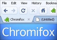 Chromifox Firefox Chrome