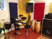 ... und Percussion