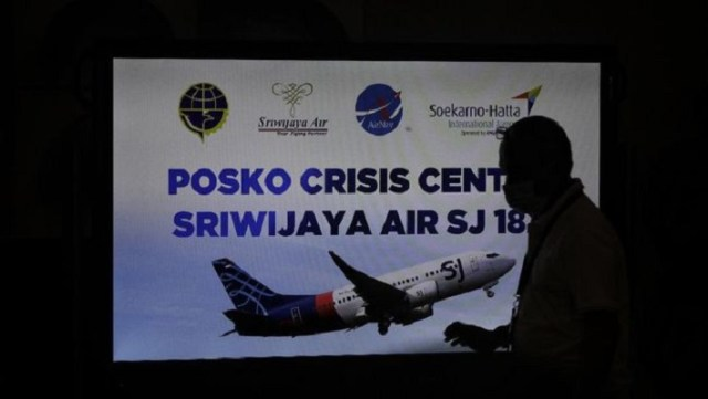 data korban Sriwijaya Air SJ 182