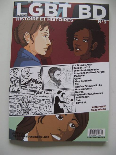 LGBT BD n°3 : couverture