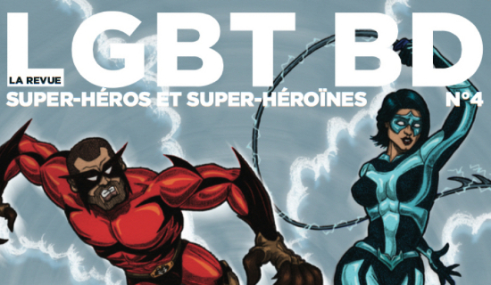 la revue LGBT BD n°4