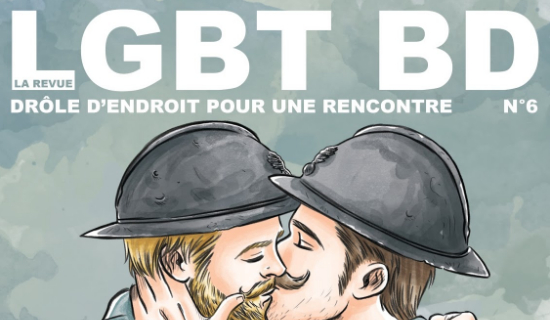 la revue LGBT BD n°6