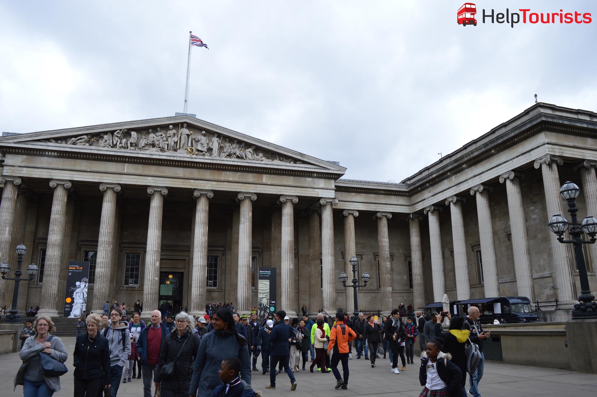 British Museum London besuchen