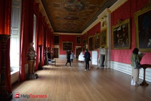 London Kensington Palace Hyde Park
