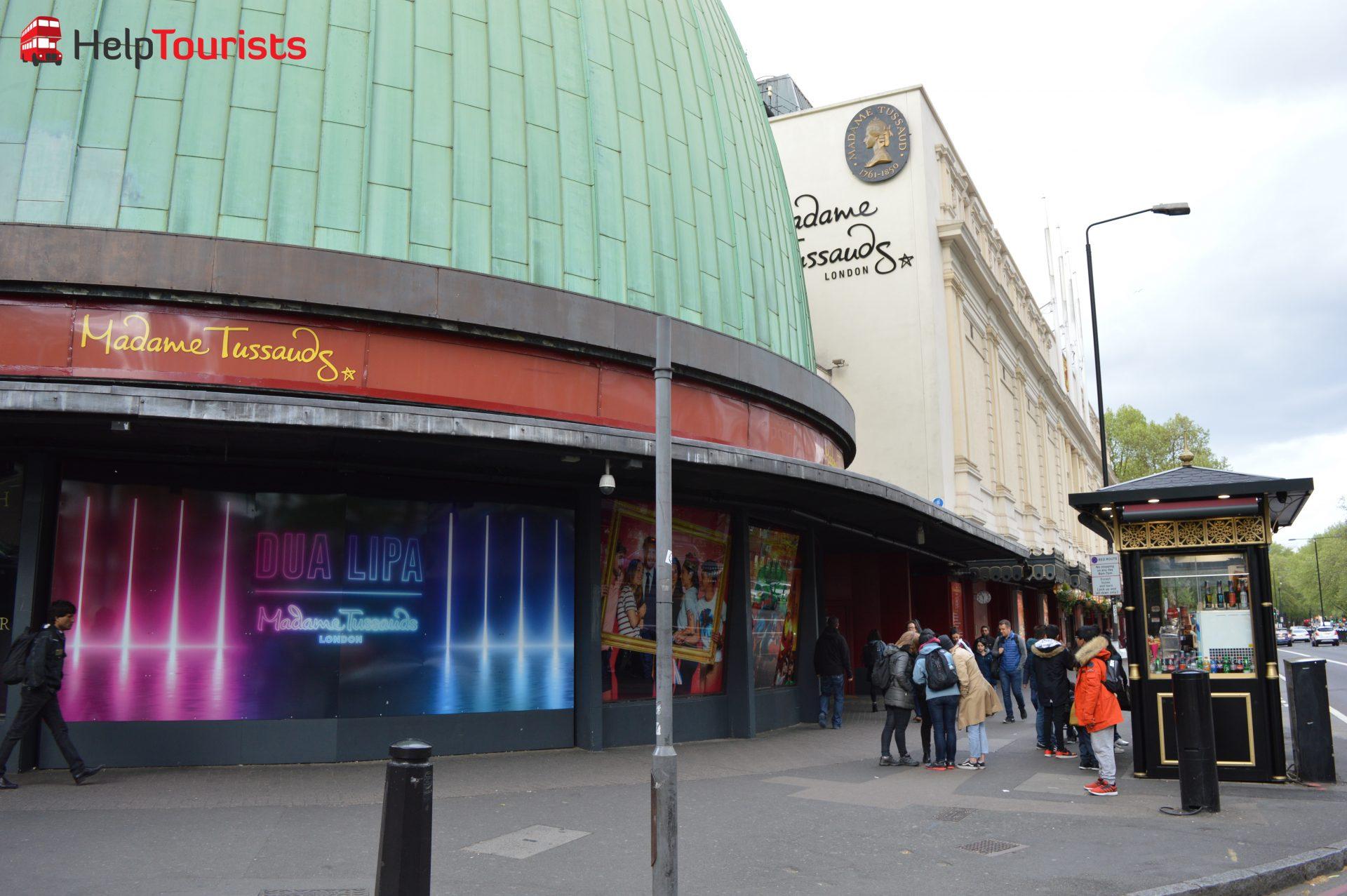 London Madame Tussaud's