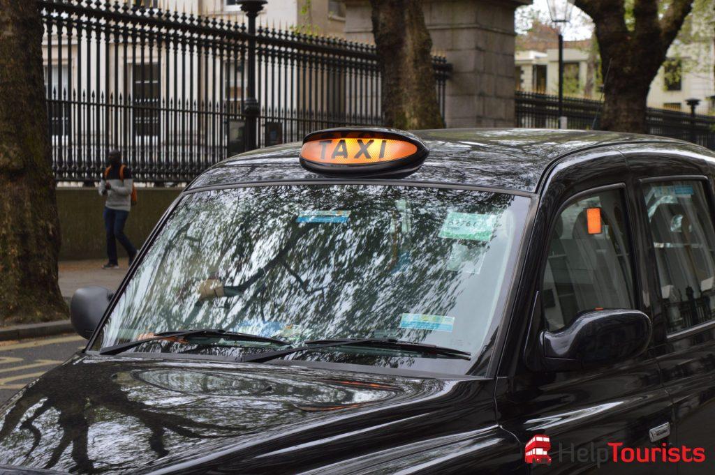London Taxi fahren