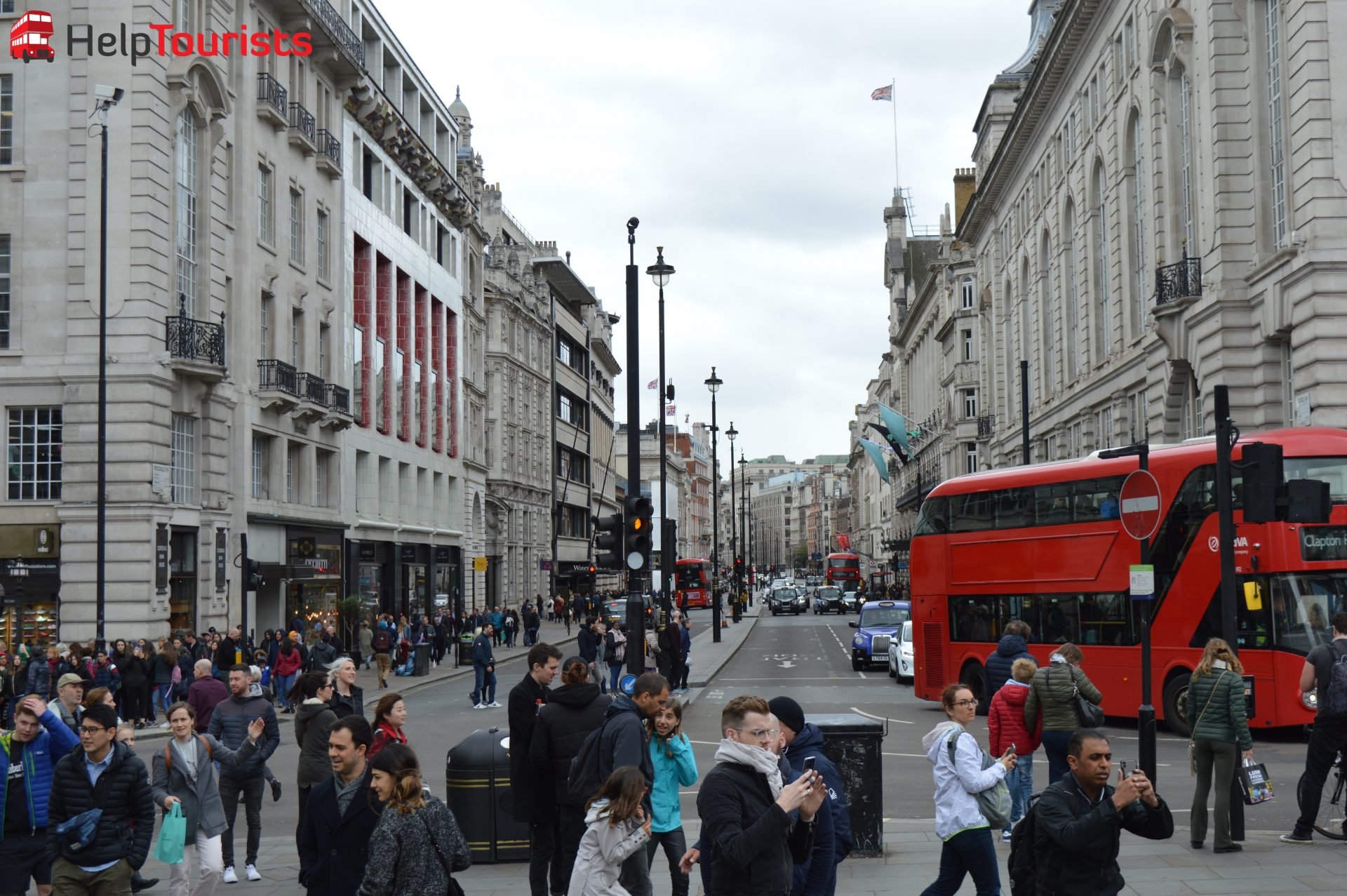 Piccadilly Circus Regent's Street London