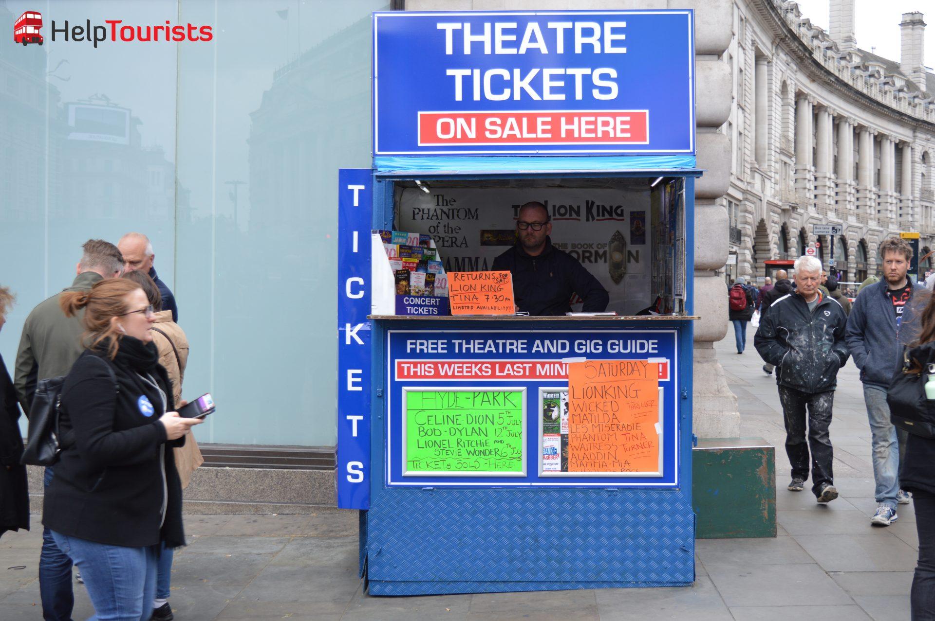 Piccadilly Circus Theater Karten kaufen