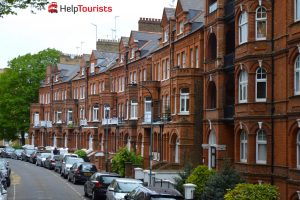 Viertel_Kensington_London