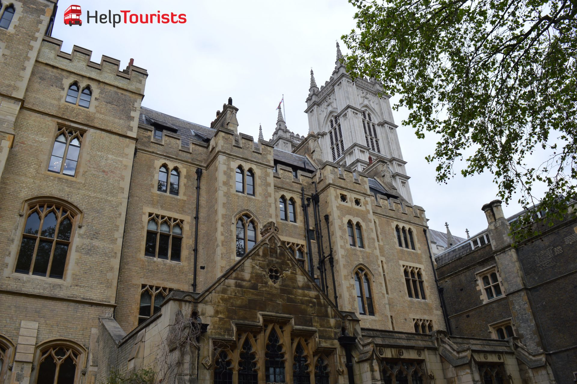 Westminster Abbey Dean's Yard Ausgang