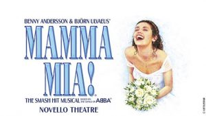 Mamma Mia! Musical London Tickets