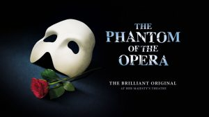 Phantom der Oper Musical London Tickets