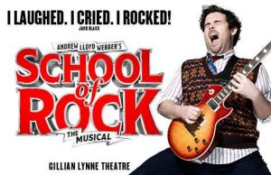 School of Rock Musical London Tickets