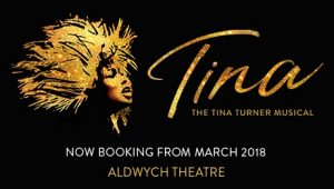 Tina Turner Musical London Tickets