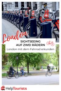 London Fahrrad mieten