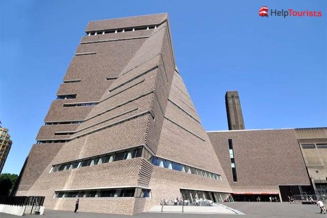 London kostenlos Tate modern