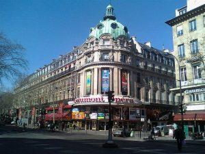 Kinos in Paris