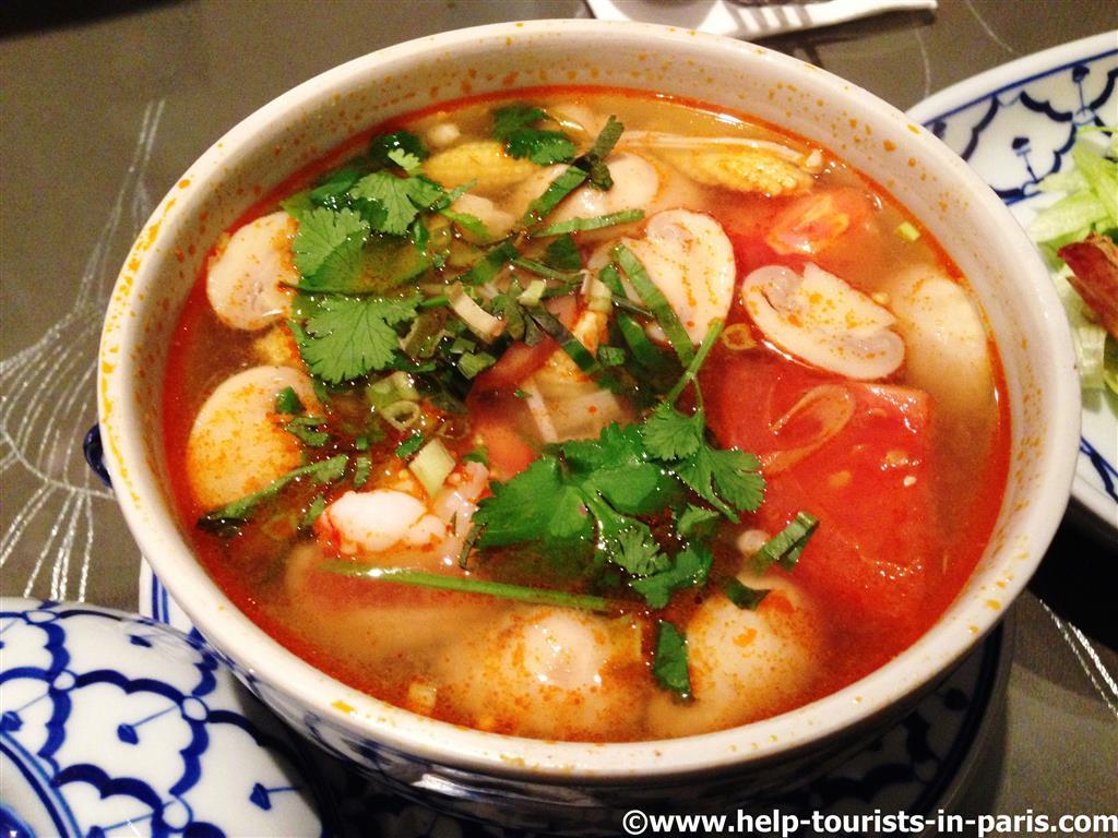 Thai Food Paris