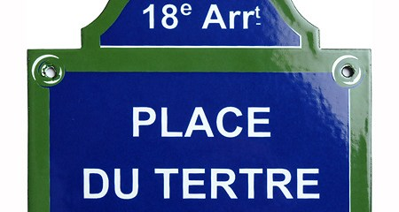 Place du Tertre – Pariser Flair am Morgen!
