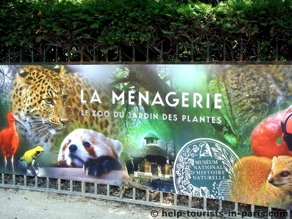 Ideal Fur Kids In Paris Die Menagerie Im Jardin Des Plantes In