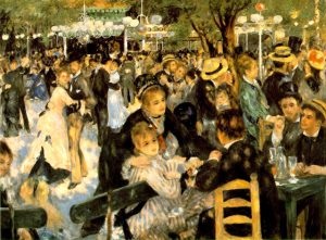 Renoir: Bal du Moulin de la Galette