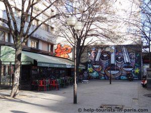 Rue Oberkampf Paris