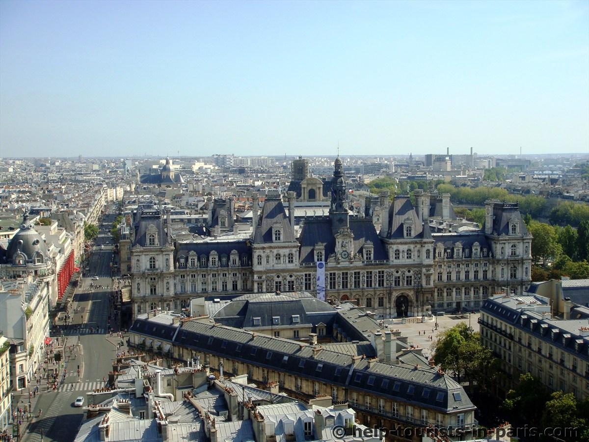 H tel de ville paris tipps und infos zum pariser rathaus for Piscine orsay