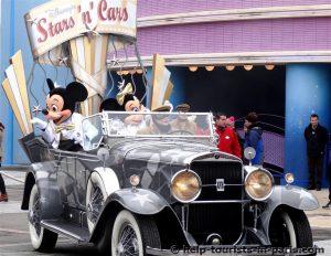 Disneyparade im Disneyland Paris