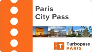 Paris City Pass - Turbo Pass