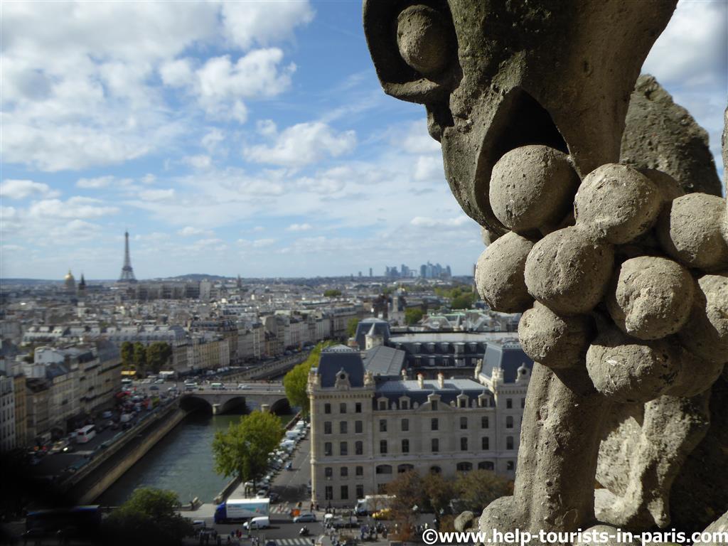 Figuren Notre Dame