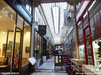 Passage in Paris