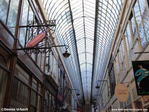 Passages couverts Paris