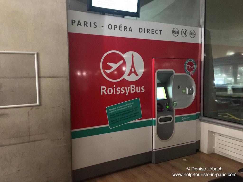 tickets-fuer-roissybus-am-flughafen-cdg