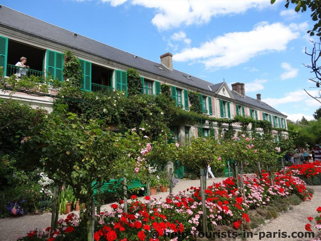 Besuch in Giverny
