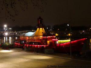 Batofar in Paris