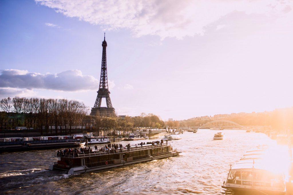 Bootsfahrten Paris